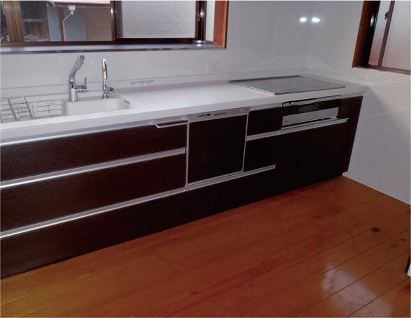 キッチン・内装施工例