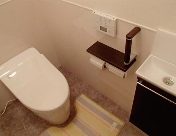 トイレ施工例